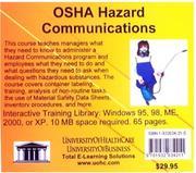OSHA Hazard Communications PDF