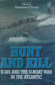 Hunt and Kill by Theodore P. Savas
