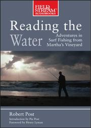 Reading the water by Robert Post