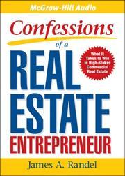 Confessions of a real estate entrepreneur PDF