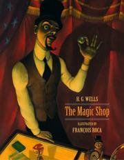 Cover of: The Magic Shop by H. G. Wells