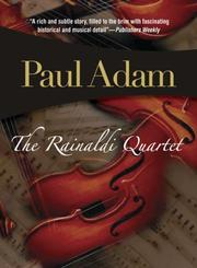 Cover of: The Rainaldi Quartet (Felony & Mayhem Mysteries) (Felony & Mayhem Mysteries)