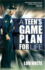 A Teen's Game Plan for Life PDF