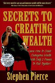 Secrets to Creating Wealth PDF