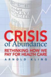 Crisis of Abundance PDF