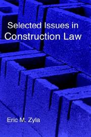 Selected Issues in Construction Law PDF