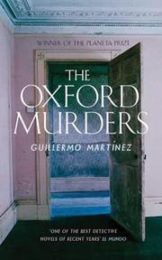The Oxford Murders PDF