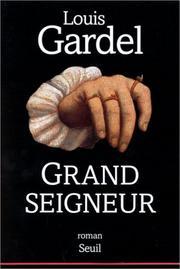 Grand seigneur PDF
