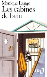Les cabines de bain PDF