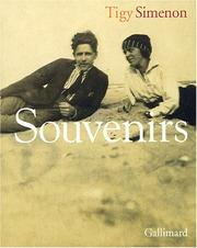 Souvenirs by Tigy Simenon