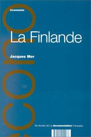 La Finlande by Jacques Mer