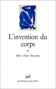 L' invention du corps PDF