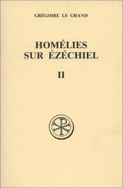 Homiliae in Hiezechihelem prophetam by Gregory I Pope