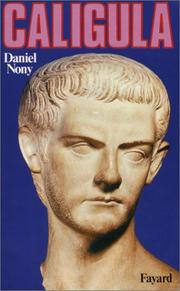 Caligula by D. Nony