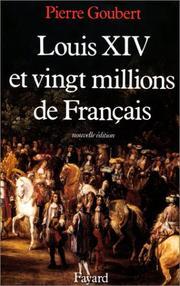 Louis XIV et vingt millions de Fran PDF