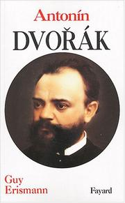 Antonin Dvorak by Guy Erismann