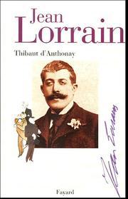 Jean Lorrain PDF