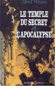 Le temple du secret et l'Apocalypse PDF