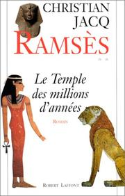 Le temple des millions d'ann PDF