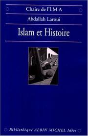 Islam et histoire PDF