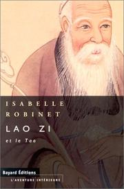 Lao Zi et le tao by Isabelle Robinet