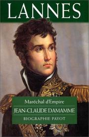 Lannes by Jean-Claude Damamme