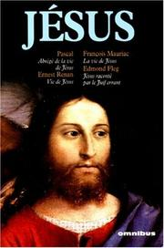 Vie de Jsus by Franois Mauriac
