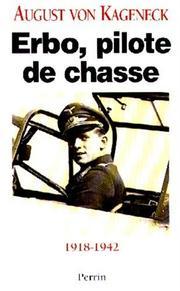 Erbo, pilote de chasse, 1918-1942