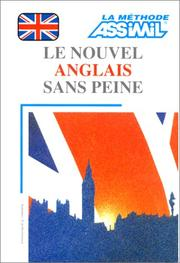 Nouvel Anglals Sans Peine/English With Ease PDF