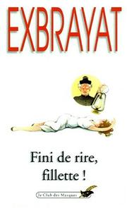Fini de rire, fillette by Exbrayat