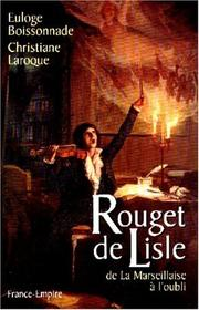 Rouget de Lisle by Euloge Boissonnade