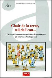 Chair de la terre, il de l&#39;eau-- by Herve Rakoto-Ramiarantsoa