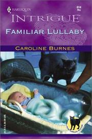 Familiar Lullaby (Fear Familiar) PDF