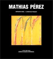Mathias Pérez by Noël, Bernard