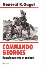Commando Georges by Robert Gaget