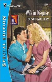 Wife In Disguise (Lone Star Canyon) by Susan Mallery