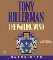 Cover of: The Wailing Wind  CD by Tony Hillerman
