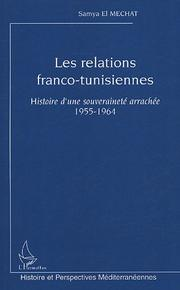 Les relations franco-tunisiennes PDF