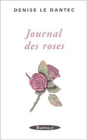 Le journal des roses PDF