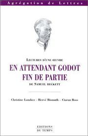 En attendant Godot, Fin de partie de Samuel Beckett PDF