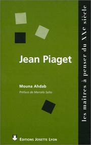Jean Piaget PDF