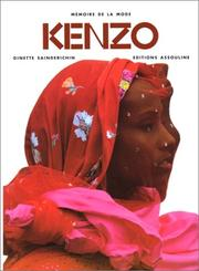 Kenzo by Ginette Sainderichin