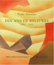 Paule Ameline by Paule Ameline