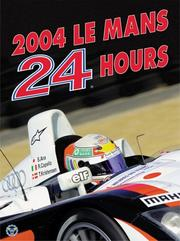 24 Hours of Le Mans 2004 (Endurance Is Le Mans) PDF