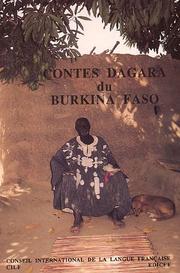 Contes dagara du Burkina Faso