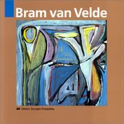 Bram van Velde by Bram van Velde