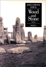 Wood and Stone PDF