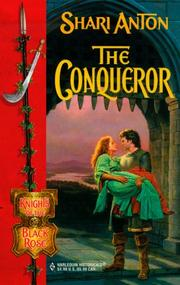Cover of: Conqueror (Knights Of The Black Rose) (Knights of the Black Rose) | Shari Anton
