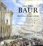 Johann Wilhelm Baur by Baur, Joh. Wilhelm