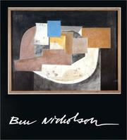 Ben Nicholson by Ben Nicholson